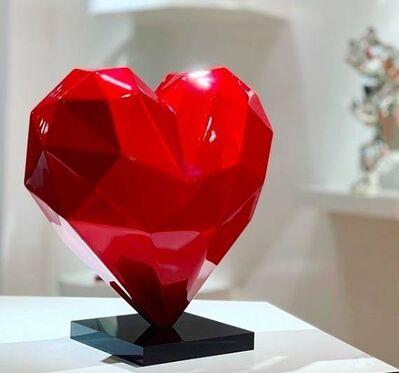Richard Orlinski, 'Heart / Coeur', 2020