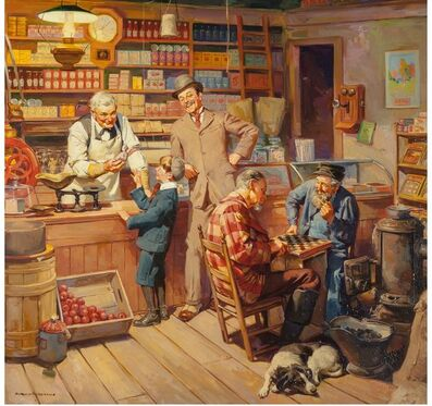 Harold Anderson, 'Heinz Company Advertisement', 1939