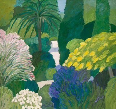 Roger Muhl, 'Jardin au Printemps'