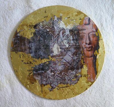 Mohamed Abou Elnaga, 'Golden Circles ', 2017-2018