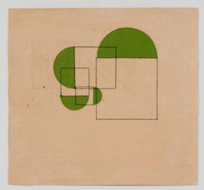 Waldemar Cordeiro, 'Untitled', 1950