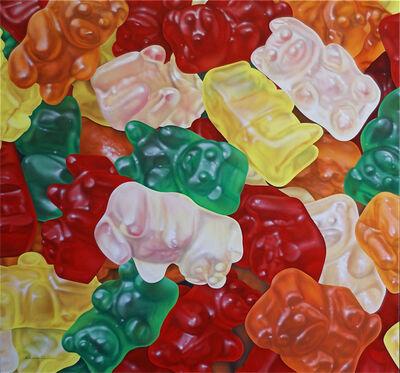 Peter & Madeline Powell, 'Gummy Bears', 2016