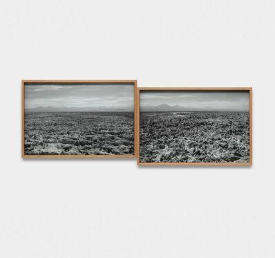 Geórgia Kyriakakis, 'Sin peso | Sin aire (diptych)', 2016