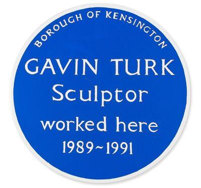 Gavin Turk, 'Relic (Cave)', 1995