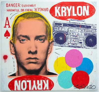 John Stango, 'Eminem', ca. 2018