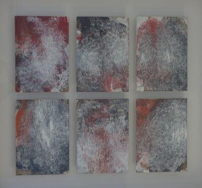 Josep Maria Codina, 'Rosetta 2 (6 cards)', 2018