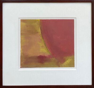 Elizabeth DaCosta Ahern, 'Untitled (Mauve right side)', 2020
