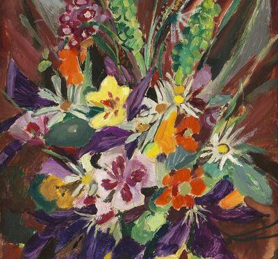 Mildred Bendall, 'Étude de Fleurs', ca. 1930