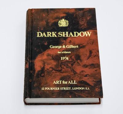 Gilbert and George, 'Dark Shadow 1974', 1976