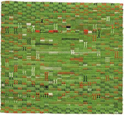 Anni Albers, 'Pasture', 1958