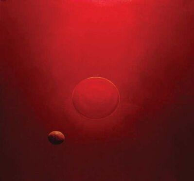 FERNANDO FERNÁNDEZ GRANADA, 'Transformación Luna y Sol', 2019