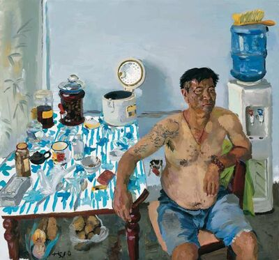 Liu Xiaodong, 'Xuzi at Home', 2010