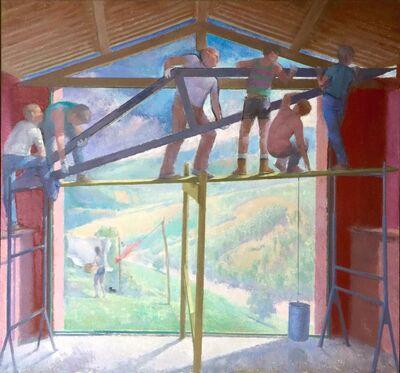 Langdon Quin, 'Capriata', 2010