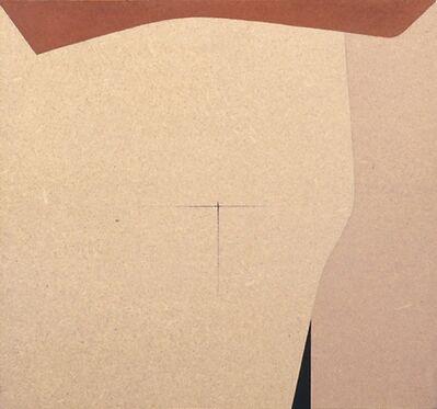 Arturo Bonfanti, 'AC Murale 68', 1975