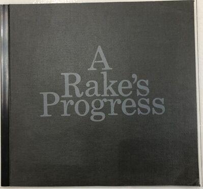 David Hockney, 'A Rakes Progress', 1962