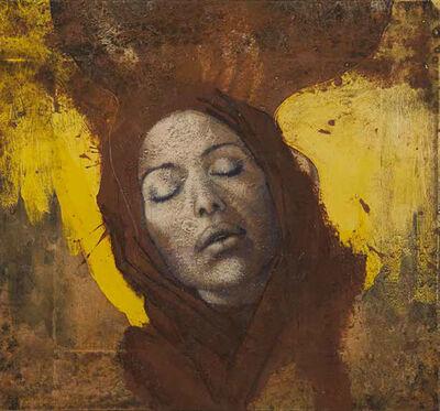 Tarik Berber, 'BeBop Diary 3', 2016