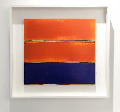 Kenneth Noland, 'Untitled ', 1987