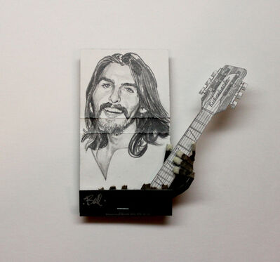 matchbox artists, 'George Harrison', 2019