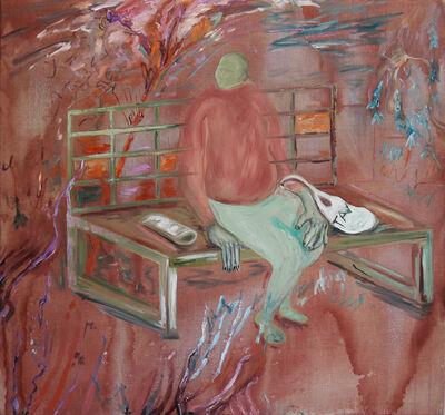 Anne Speier, 'Bank', 2019