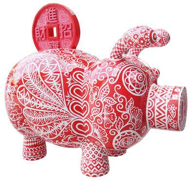 Hung Yi 洪易, 'Piggy bank 豬聯幣合', 2019