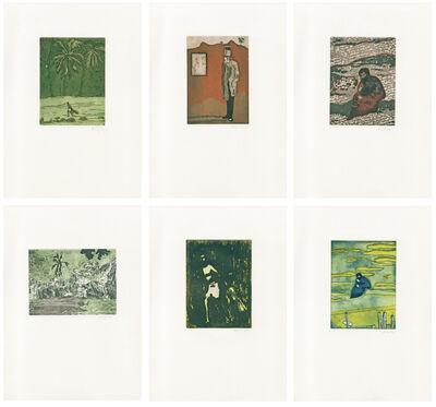 Peter Doig, 'Black Palms', 2004