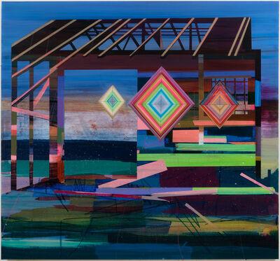Kristen Schiele, 'Dreamcatcher Cabin', 2017