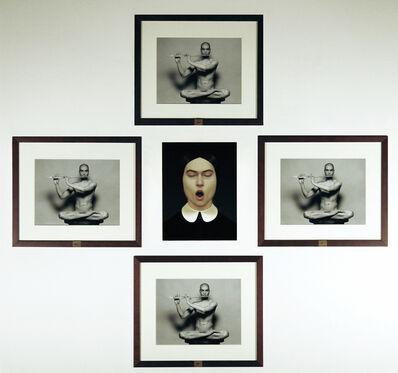 Greta Frau, 'La Bellezza nell'occhio del Cobra - P.1', 2007