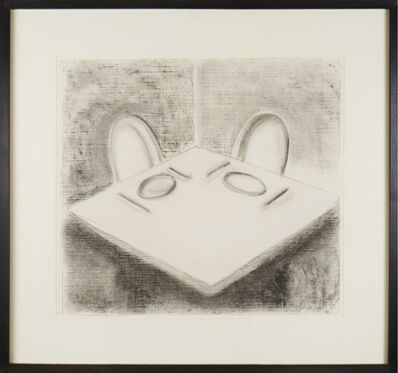 Richard Artschwager, 'Dinning Table I', 1987