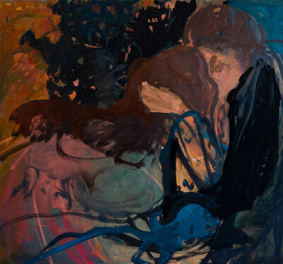 Elaine Speirs, 'Last Kiss', 2019