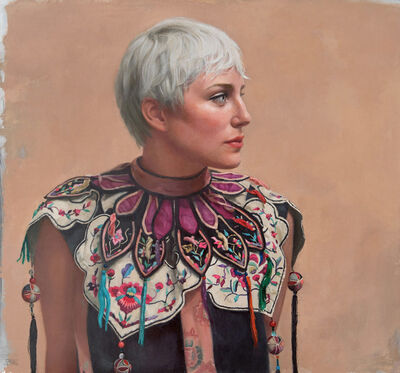 Sharon Sprung, 'Woman As Warrior', 2014