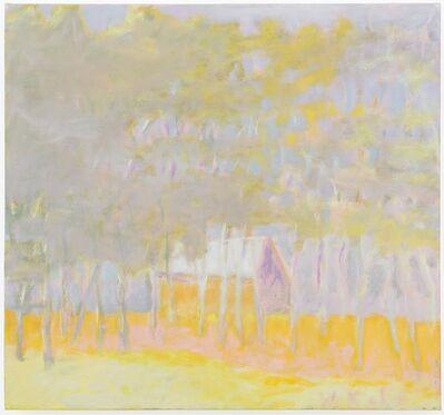 Wolf Kahn, 'Under Tall Trees', 2005