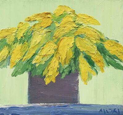 Roger Muhl, 'Mimosas', ca. 2004