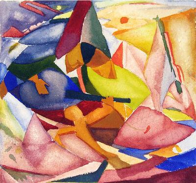 Max Ackermann, 'Ohne Titel', 1918
