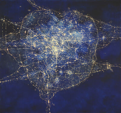 Dennis Ekstedt, 'Illuminator (satellite)', 2020