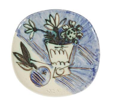 Pablo Picasso, 'Bouquet à la pomme', 1956