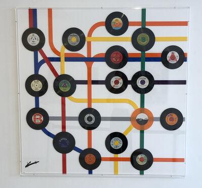 Keith Haynes, 'New York Subway V', N/A
