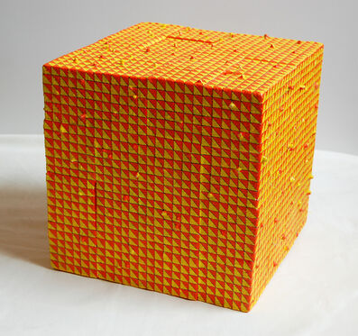 Kim Matthews, 'Anandi's Cube', 2020