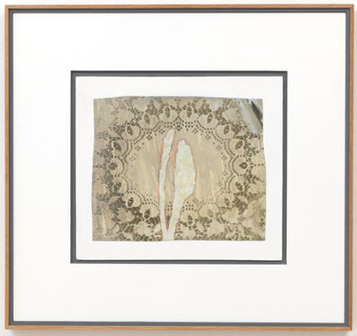 Prunella Clough, 'Flower Bed', 1998