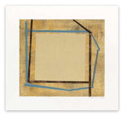 Elizabeth Gourlay, 'Blue bistro ash 1', 2013