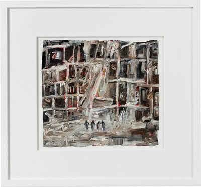 Fiona Hall, 'cascade bitter', 2019