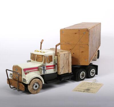 Norton Maza, 'Norton Maza, La Necesidad de Jugar II (Truck)', 2017