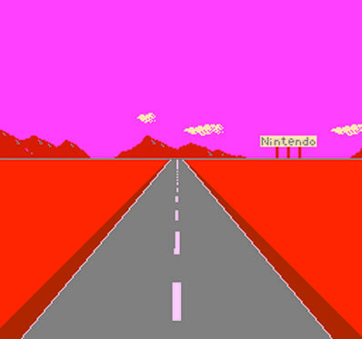 Cory Arcangel, 'Japanese Driving Game ', 2004