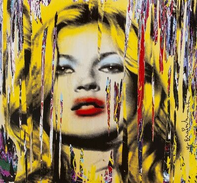 Mr. Brainwash, 'A group of posters'