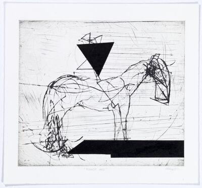 Rhett Martyn, 'Triangle Horse', 2015-2018