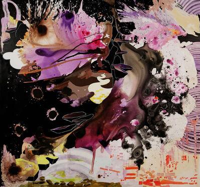 Elisabeth Condon, 'White Lines', 2011