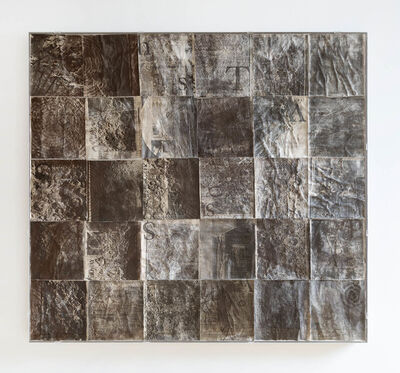 Robert Courtright, 'Untitled Collage Construction', 1988