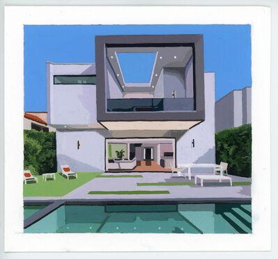 Andy Burgess, 'Atrium House', 2020