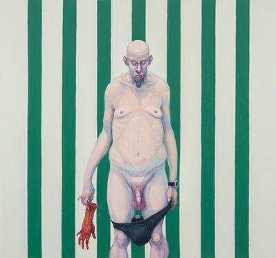 Michael Kvium, 'Pale Male Tale ', 2019