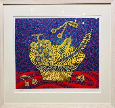 Yayoi Kusama, 'No. 273 Fruit Basket', 1999