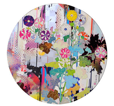Takashi Murakami, 'Kansei: Abstraction', 2010